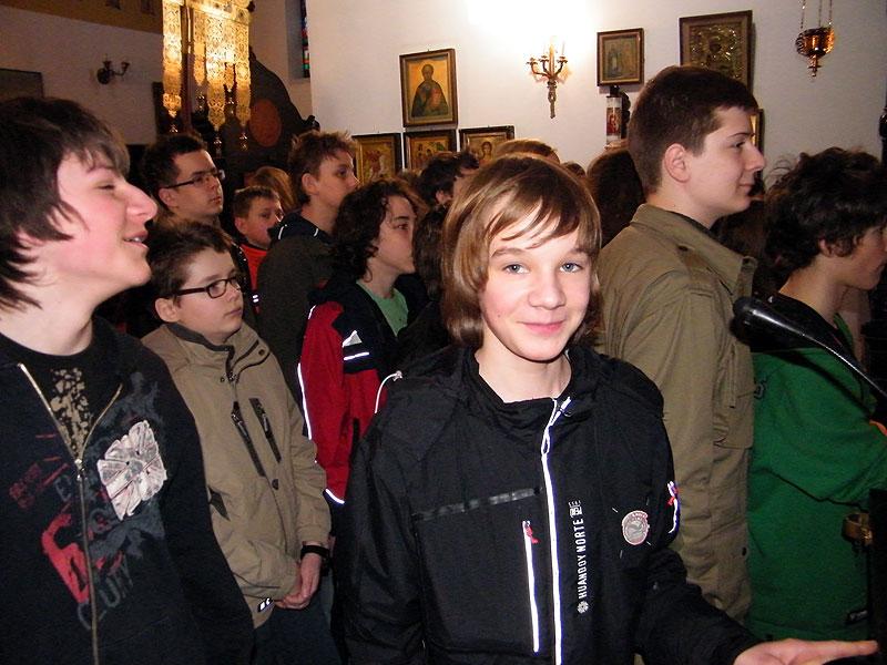 Cerkiew św. Jana Kilmaka na warszawskiej Woli
