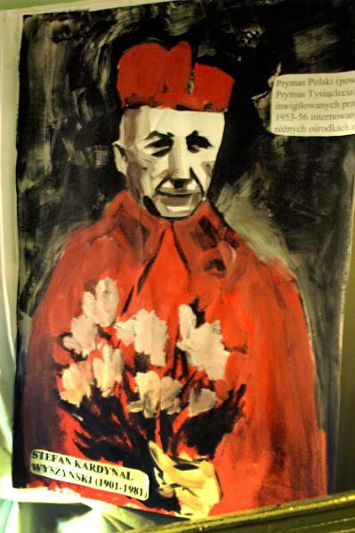 """Stefan kardynał Wyszyński – """"Prymas Tysiąclecia"""" – jeden z najbardziej inwigilowanych przez SB mieszkańców Polski Ludowej."""