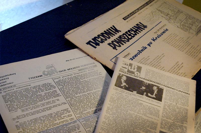 Jaka prasa była legalna, a jaka nielegalna?