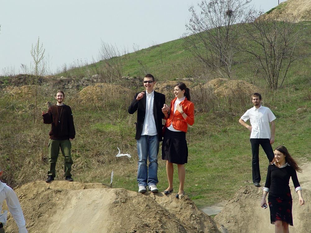 Zdjęcie udostępnione przez absolwenta naszego liceum, Jana Dziekańskiego
