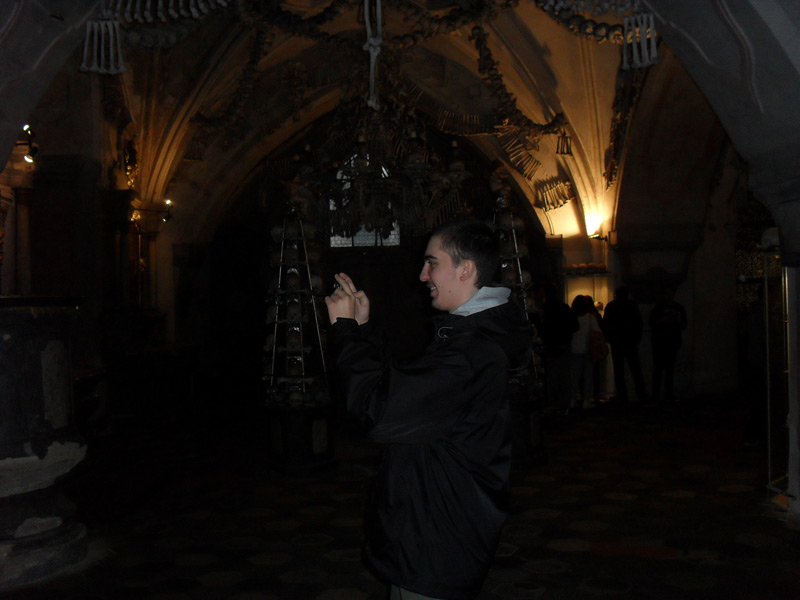 Kaplica w Kutnej Horze