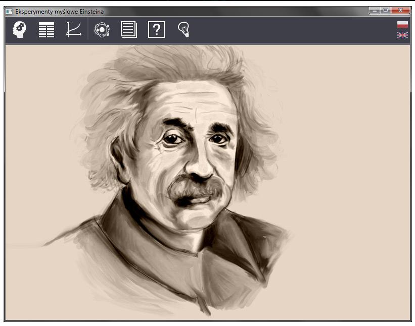 Eksperymenty myślowe Einsteina