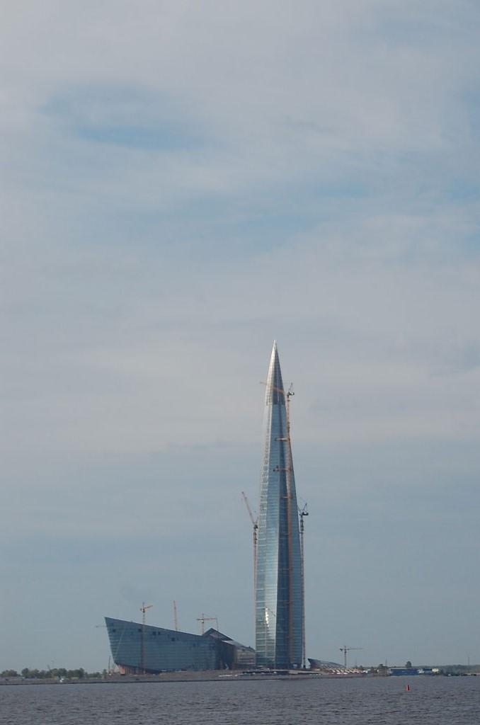 Najwyższy budynek w Europie