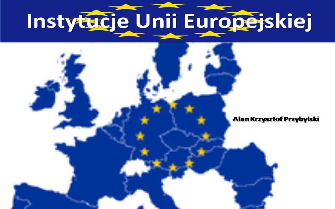 INSTYTUCJE UE PDF DOWNLOAD