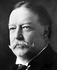 William Howard Taft (fot. wikimedia)