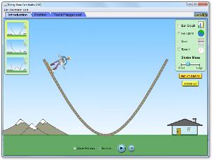 Edukator : Energia w skateparku - podstawy (html5)