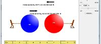 Siły Grawitacyjne Lab (html5)
