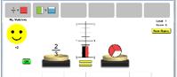 Porównywanie ułamków (html5)