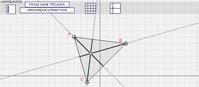 Geometria trójkąta (flash)