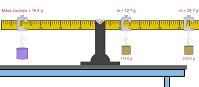 Znajdź masę - moment siły 1 (html5)