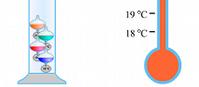 Termometr Galileusza (flash)