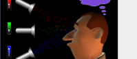Widzenie kolorowe (html5)