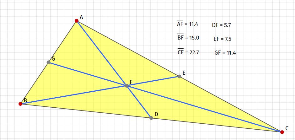 Środek ciężkości trójkąta (pdf)