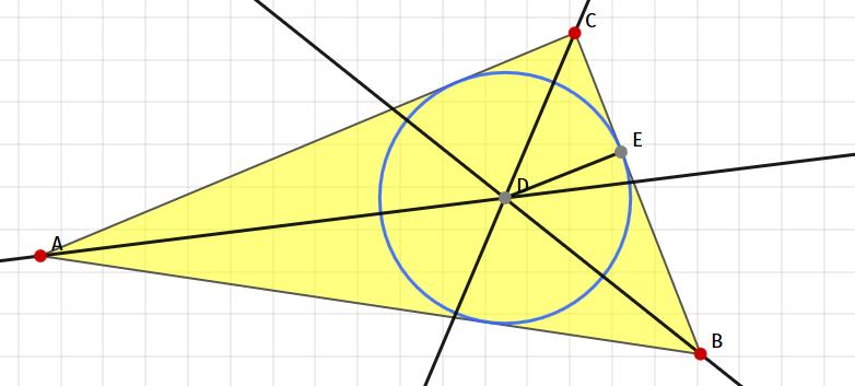 Okrąg wpisany w trójkąt (pdf)