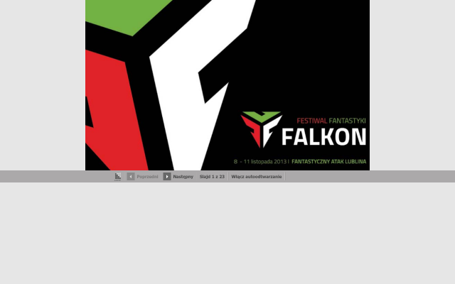 Festiwal Fantastyki Falkon 2013