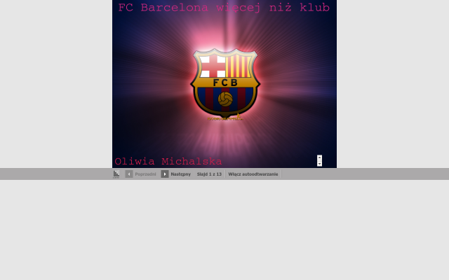 FC Barcelona - Més que un club