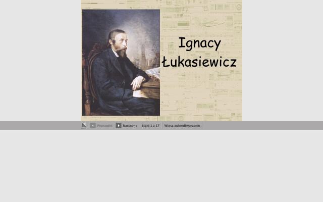 Ignacy Łukasiewicz