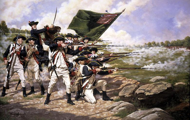 Wojna o niepodległość Stanów Zjednoczonych
