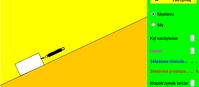 Równia pochyła (html5)